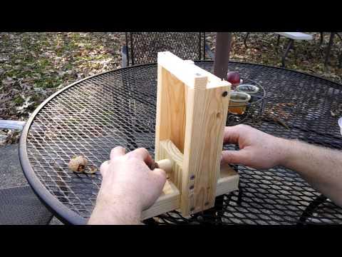 Nut Cracker Tool