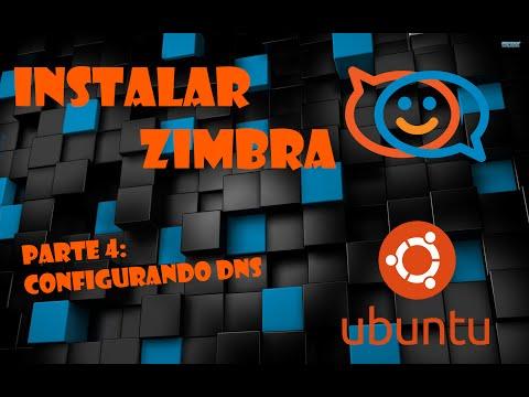 Instalar Zimbra en Ubuntu 14.04 Server - (PARTE 4 - Instalar y Configurar DNS)