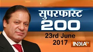 Superfast 200 | 23rd June, 2017, 05:00 PM ( Part 2 ) - India TV