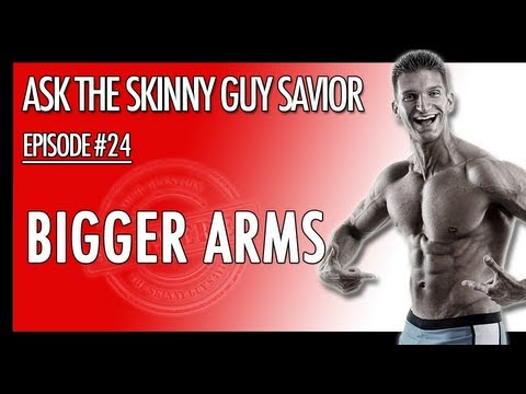 Muscle Building Tip: How To Build Bigger Arms In 4 Weeks