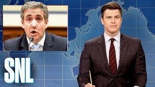 Download Weekend Update: Michael Cohen's Congressional Testimony - SNL Video