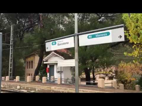 Barcelona to Montserrat by Train & Cable Car