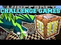 Minecraft FLYING NAGA CHALLENGE GAMES Lucky Block Mod Modded Mini Game