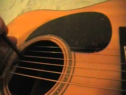 How To Fix a Buzzing Guitar & Adjust The Action!
