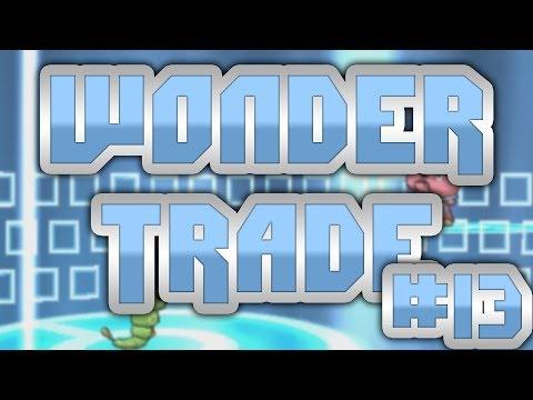 Pokemon Random Wonder Trades- Ep13 Pokebank Success Castform & Cherubi- Pokemon X and Y