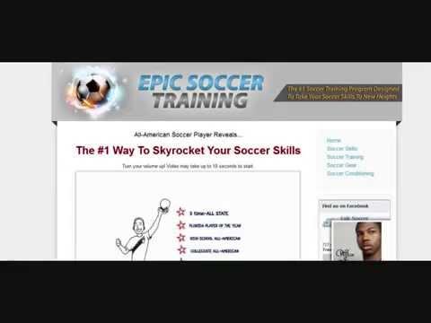 Soccer Training Program - Designed to Improve Soccer Skills