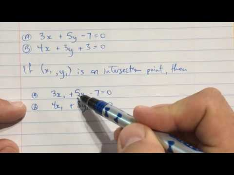 Solving Linear Systems by Elimination - Part 1