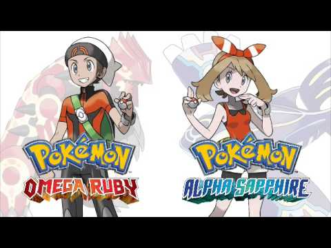 Pokemon Omega Ruby & Alpha Sapphire OST Dive Music