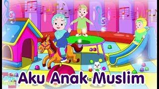 AKU SEORANG MUSLIM   Diva Bernyanyi   Lagu Anak Channel