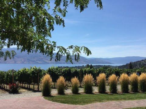 Vacation in the Okanagan Valley in Beautiful British Columbia