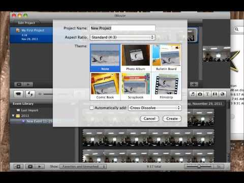 How to create videos in iMovie and Movie Maker using Powerpoint