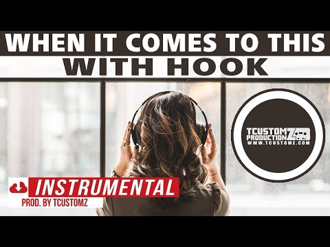 Hip Hop Beat WITH HOOK [Female/Male Vocals] -
