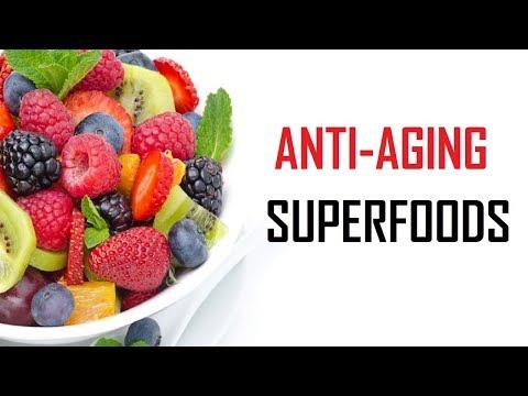 10 Amazing Anti Aging Superfoods