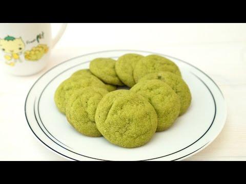 Matcha Cookies 抹茶クッキー