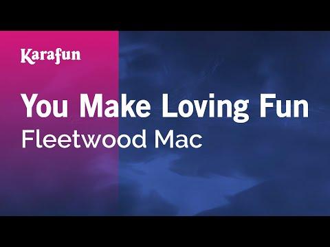 Karaoke You Make Loving Fun - Fleetwood Mac *