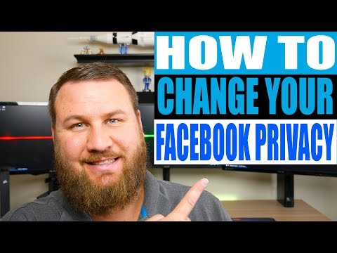 How to change your Facebook privacy settings NOW!