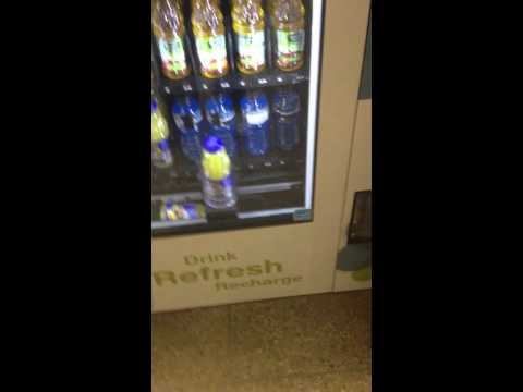 Vending Machine Getting Stuck haha