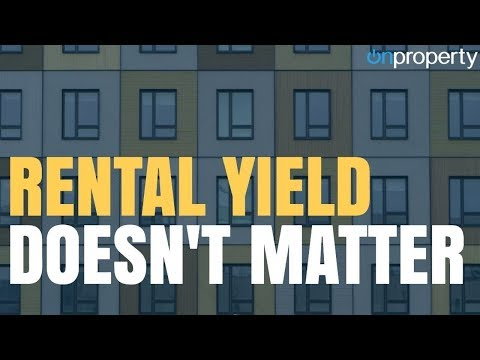 Rental Yield Doesn't Actually Matter When Looking For Positive Cash Flow Property