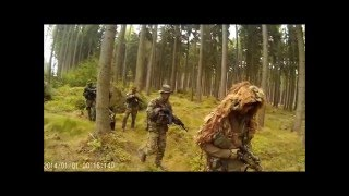 Frost Fall - Airsoft Mission