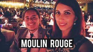La mia prima volta al MOULIN ROUGE [ Parigi ]| Matcha Latte