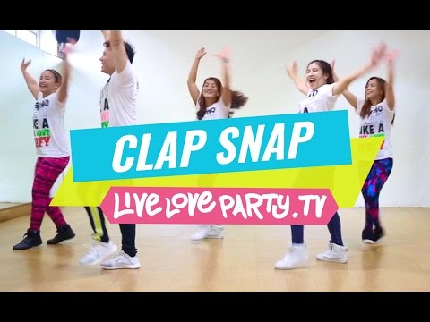 Clap Snap (RecoveryTrack) | Zumba® | Live Love Party