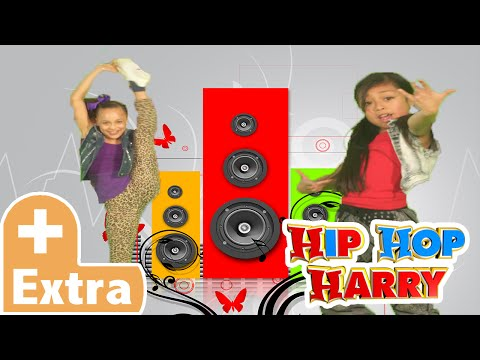 Freestyle Dance Circle 1 | Extra | From Hip Hop Harry