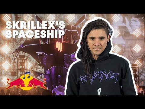 Let's Make a Spaceship - Skrillex Documentary