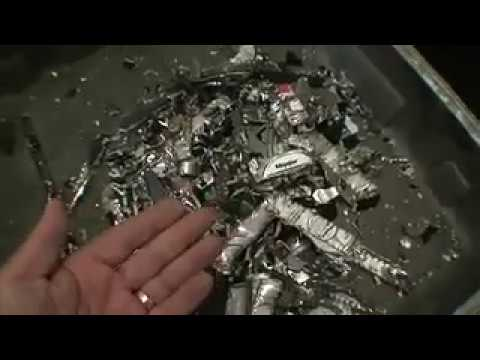 Free Hard Drive Shredding with Recycling