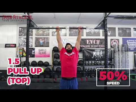 1.5 Pull-up (top)