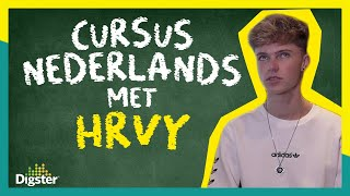 CURSUS NEDERLANDS MET HRVY! | GUESS THE SONG #1