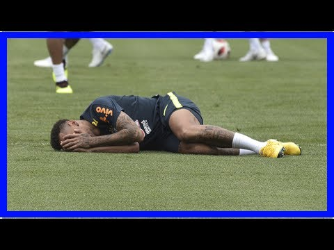Swiss youth soccer team roasts Neymar with eponymous flopping drill | k production channel