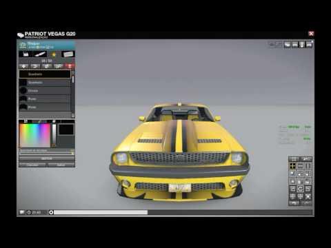 APB: Reloaded Car Customization