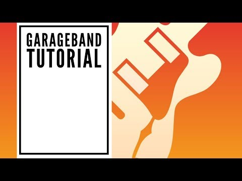 How Does GarageBand For iPad Work Tutorial For Beginners 2018