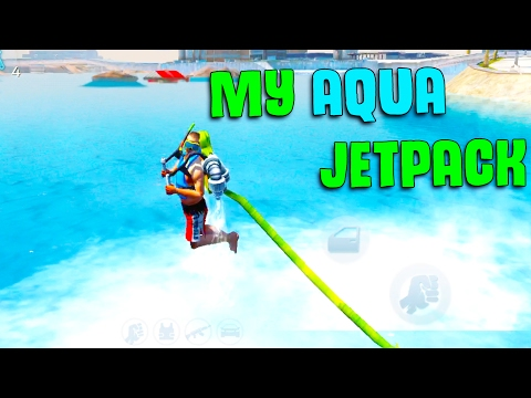 VEGAS LIFE # 54 - A DAY WITH AQUA JETPACK | Gangstar Vegas