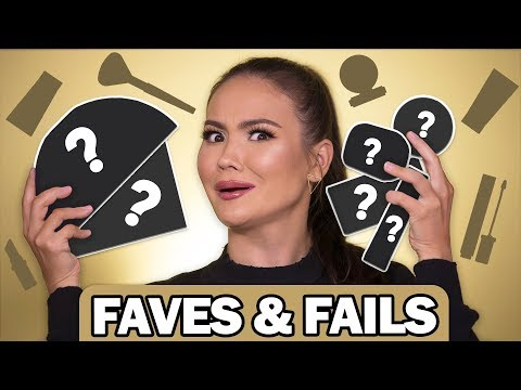 MAKEUP REVIEW: FAVES & FAILS | Maryam Maquillage