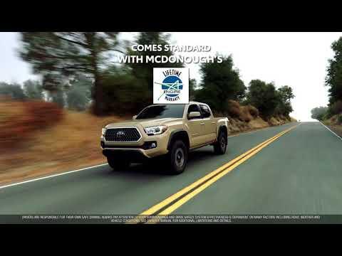 New Tacoma Selection at McDonough Toyota