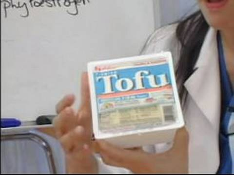 How to Relieve Menopause Symptoms : Soy Tofu for Menopause Relief