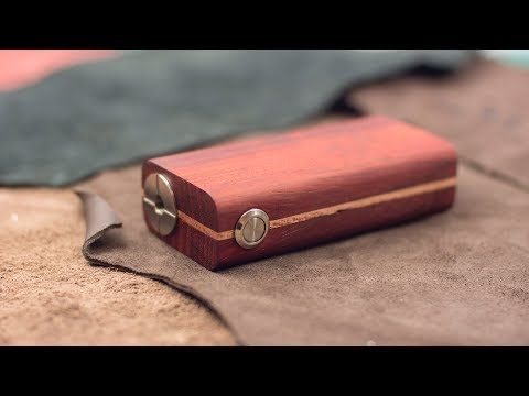 How to make a wood Box mod