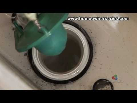 Toilet Repairs Flapper Valve Replacement