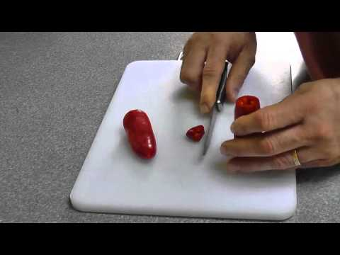 Seed Saving, How To Save Pepper Seeds
