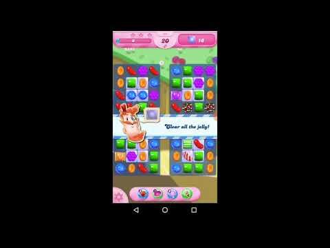 Candy Crush Saga Levels 31- 35