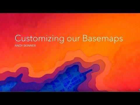 Styling Vector Basemaps
