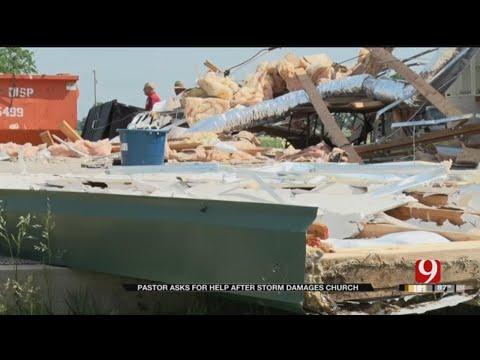 Storm Wipes Out Uninsured Lexington Church