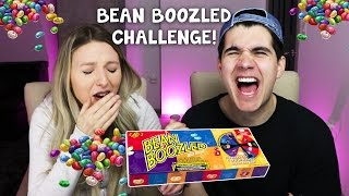 BEAN BOOZLED JELLY BEAN CHALLENGE! w/ Christian DelGrosso