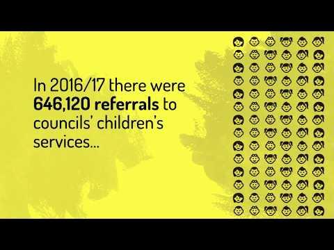 Bright Futures: referrals to children's services