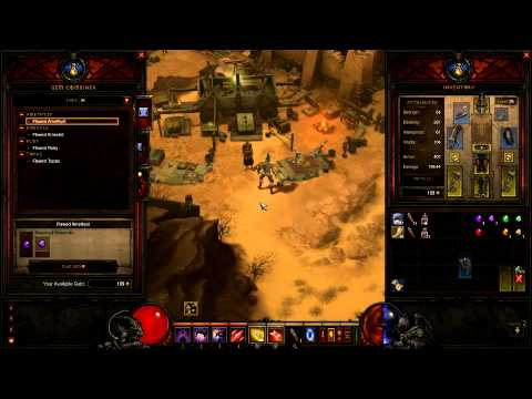 Diablo 3 - Basic Guide to Gems/Socketing