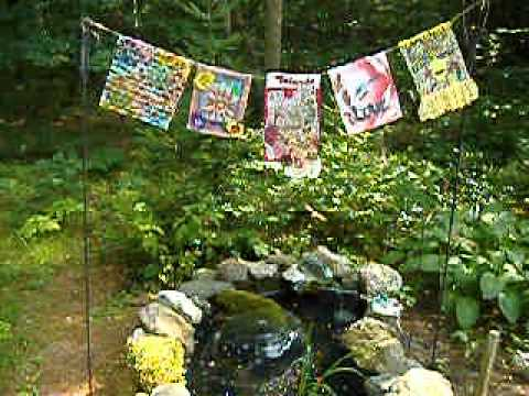 prayer flag swap