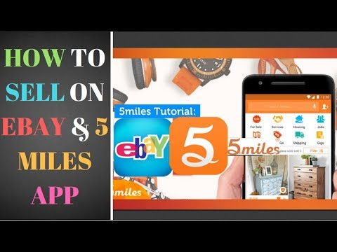 How To Start Selling On Ebay & 5 Miles App To Grow Your Business #184