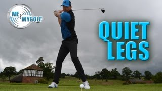 HOW MUCH SHOULD YOUR LEGS MOVE IN THE GOLF SWING
