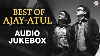 Best Of Ajay - Atul - Hit Marathi Songs Audio Jukebox - Zingaat, Bring It On \u0026 Many More